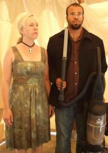 Anne LeBaron och Douglas Kearney