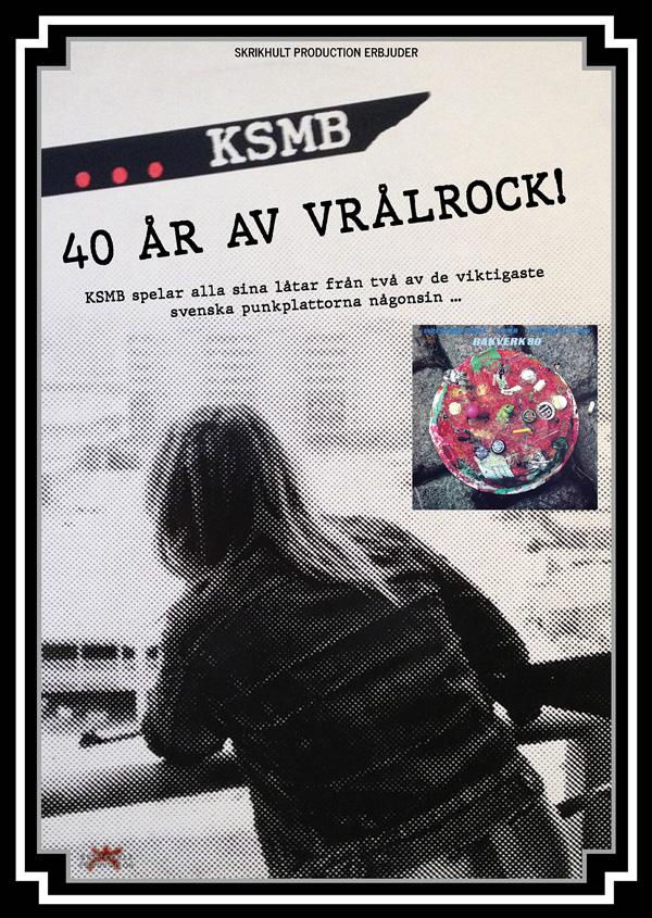 "211106 : Malfunction pres. KSMB (SE) LIVE – ""Aktion Bakverk 2.0"" – 41 årsjubileum"