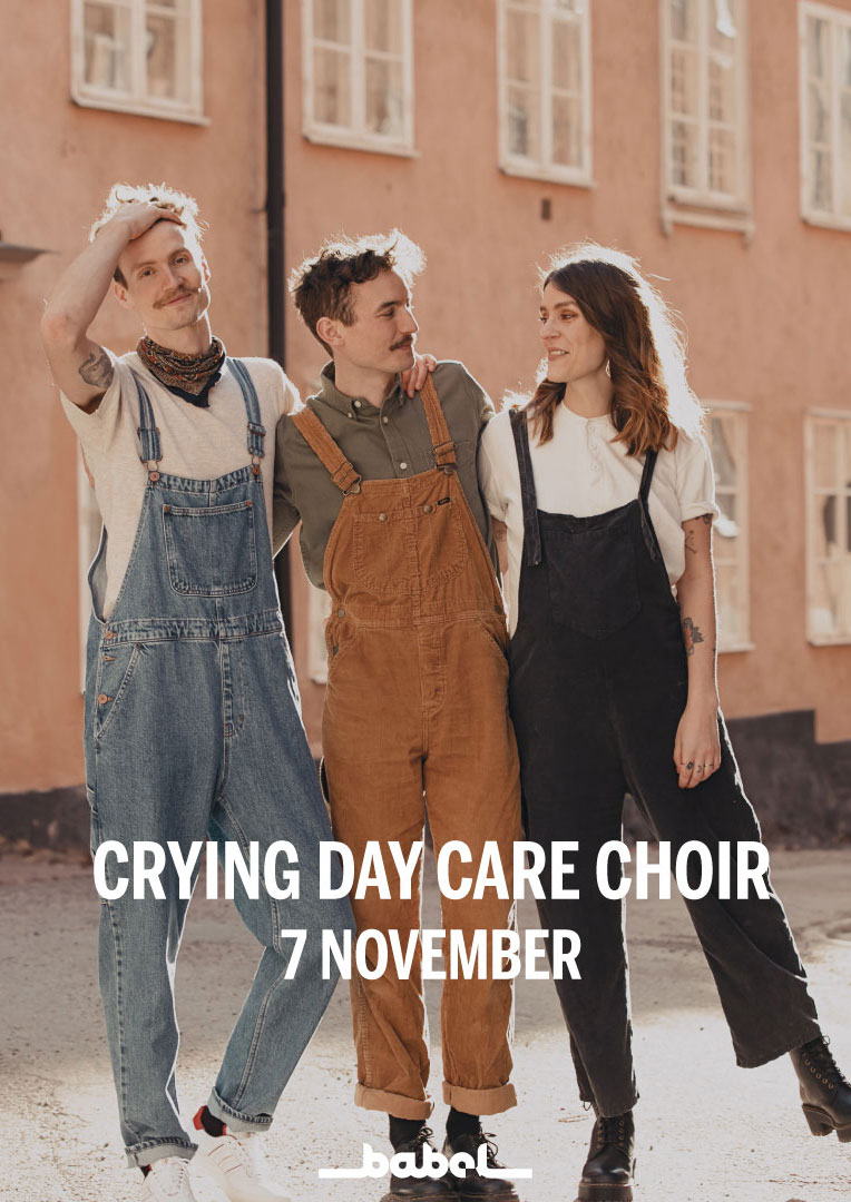 201107 : Crying Day Care Choir (SE) LIVE