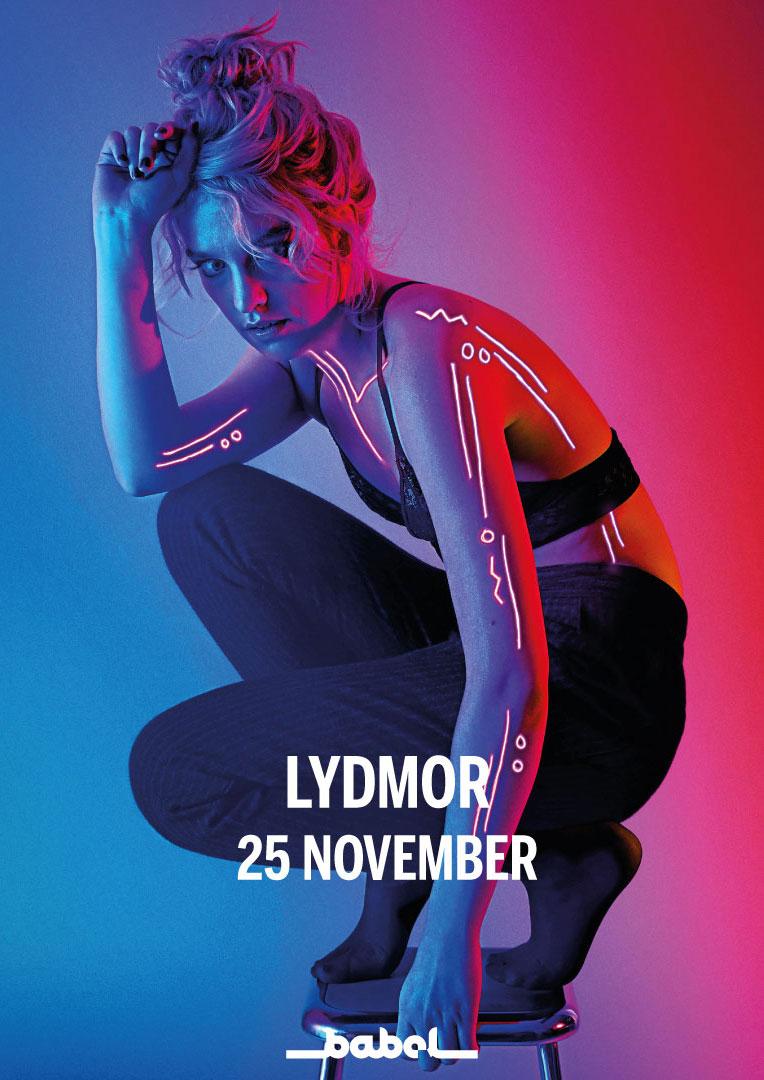 211125 : Lydmor (DK) LIVE