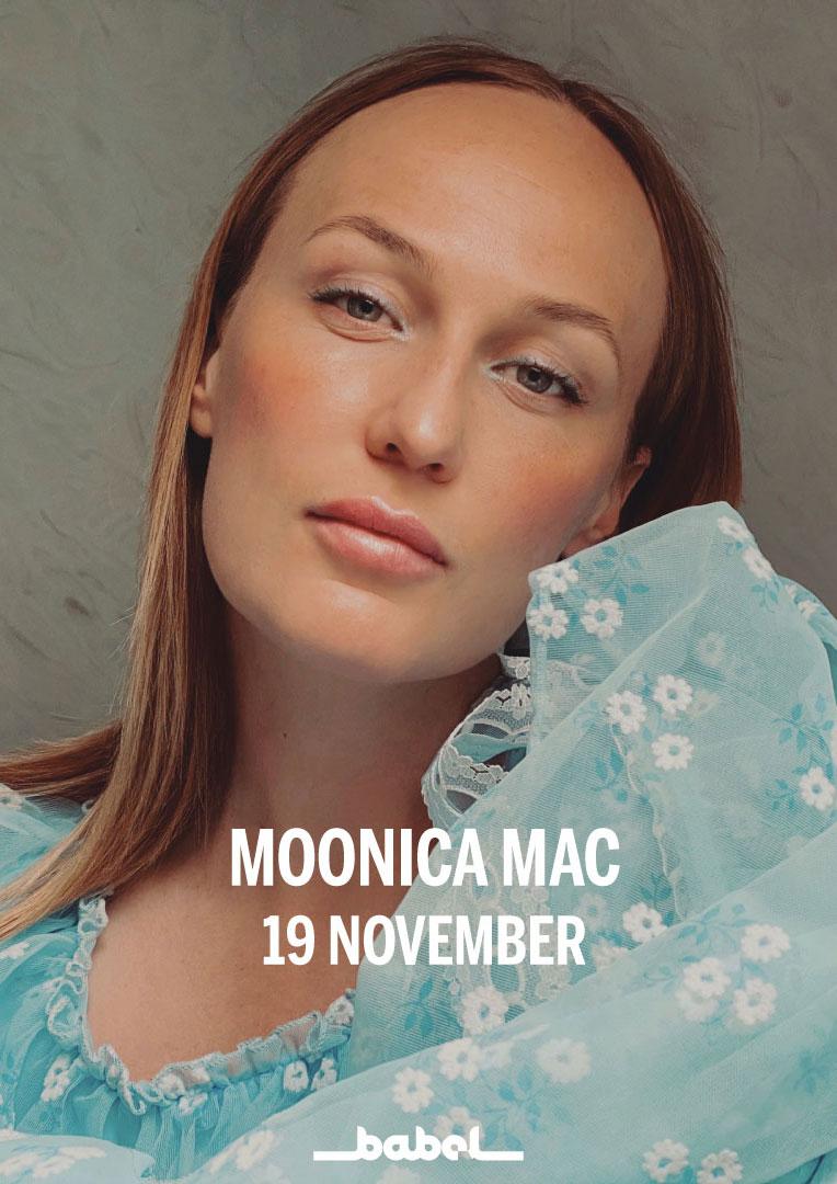 211119 : Moonica Mac (SE) LIVE – EXTRADATUM