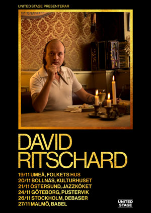 211127 : David Ritschard (SE) LIVE – NYTT DATUM