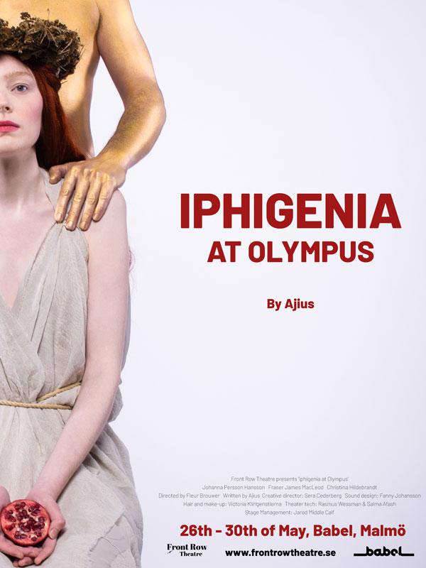 210818-210822 : Iphigenia at Olympus by Ajius