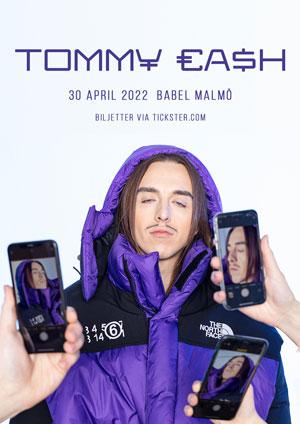 220430 : TOMM¥ €A$H (EST) LIVE