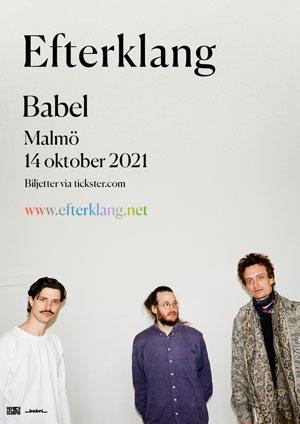 211014 : Efterklang (DK) LIVE