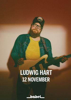211112 : Ludwig Hart (SE) LIVE