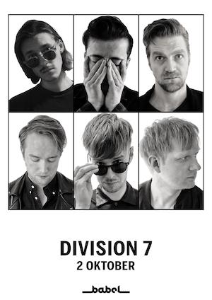 211002 : Hygge pres. Division 7 (SE) LIVE
