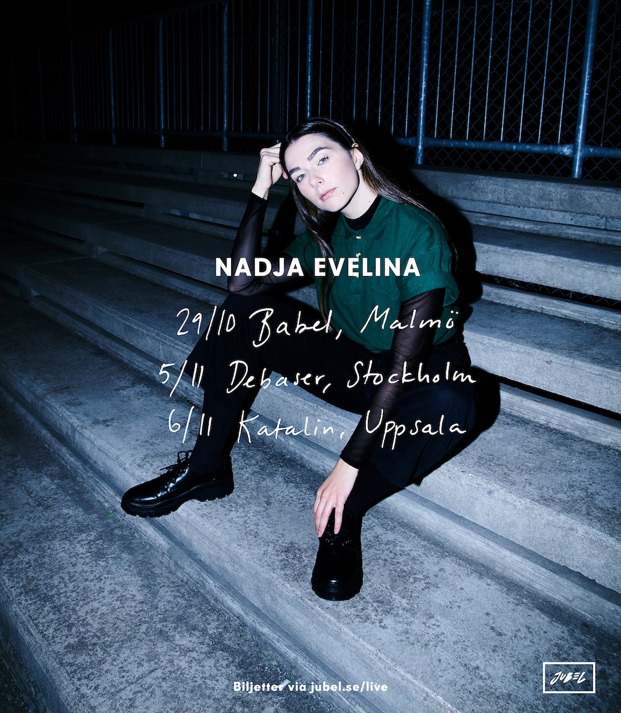 211029 : Nadja Evelina (SE) LIVE