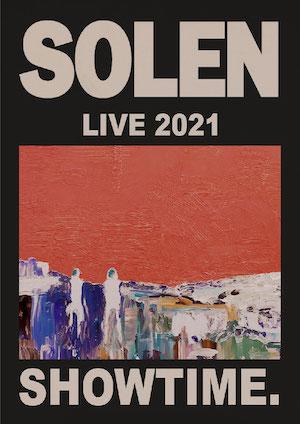 211210 : Din Näst Bästa Kompis pres. Solen (SE) LIVE