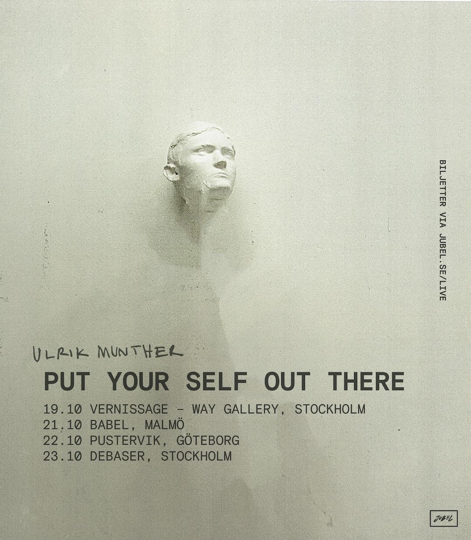 211021 : Ulrik Munther (SE) LIVE – Support: Ture Butler (SE)
