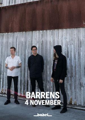 211104 : Barrens (SE) LIVE